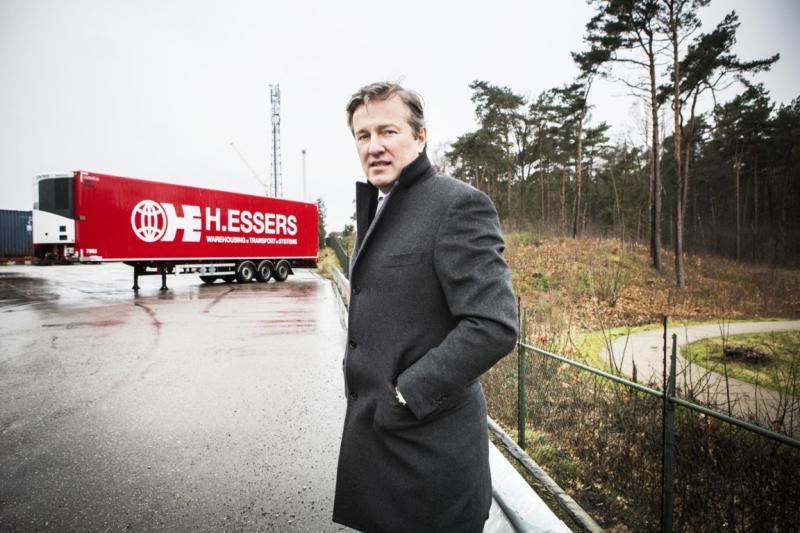 Gert Bervoets - CEO H. Essers