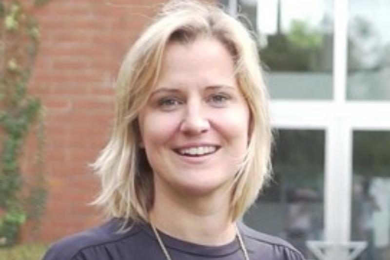 Laurence Carels van CDM - Global Ambassador