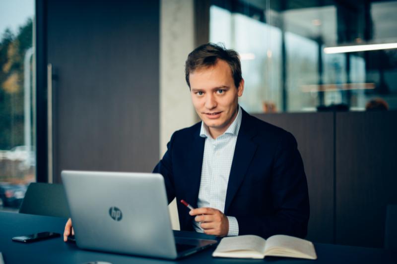 Nicolas Wibo van Vlassenroot - Global Ambassador