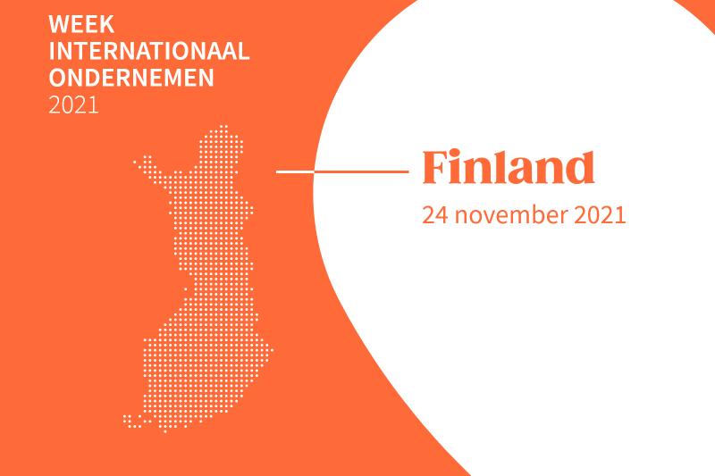 week van het internationaal ondernemen finland