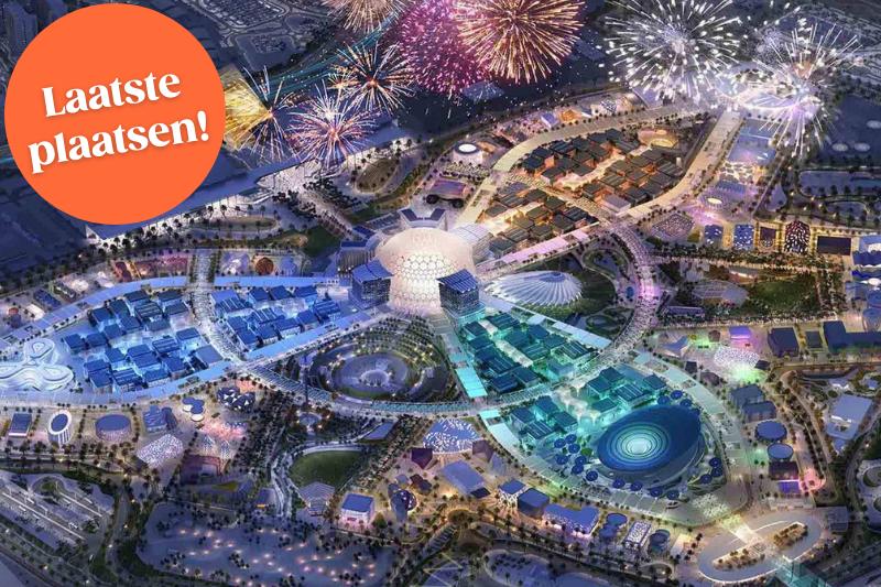 Missie Dubai Expo 2022: Voka Trend Tour