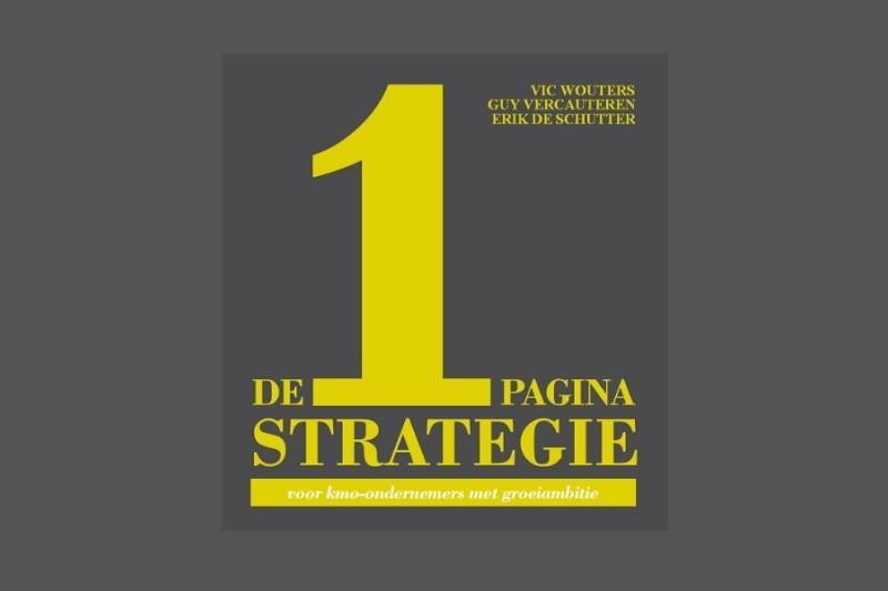 eenvoudige strategie voor je kmo