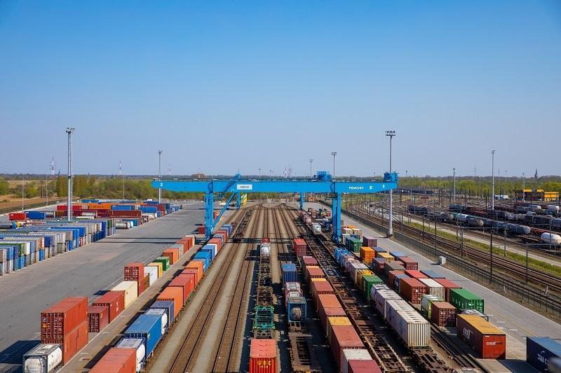 vrachtvervoer per spoor