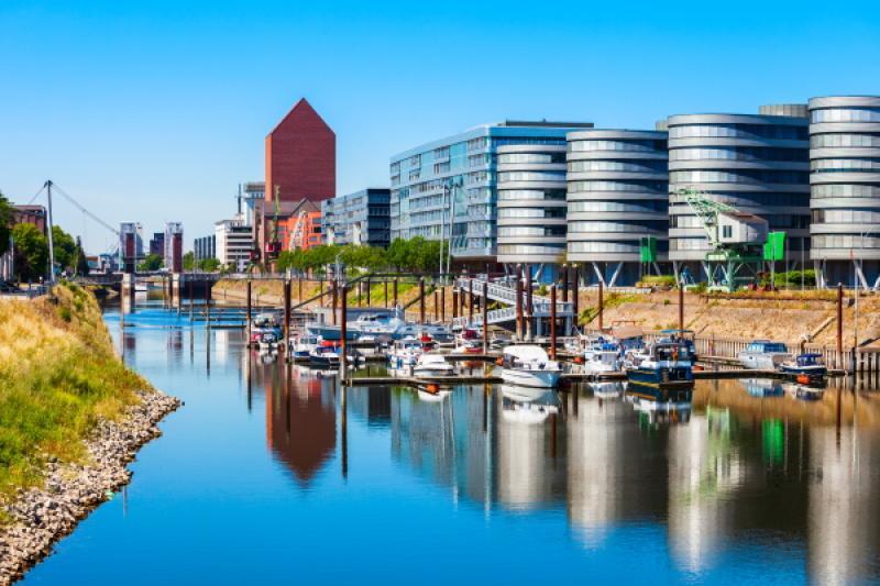 Studie- en netwerkmissie naar Duisburg en Düsseldorf met focus haven en industrie