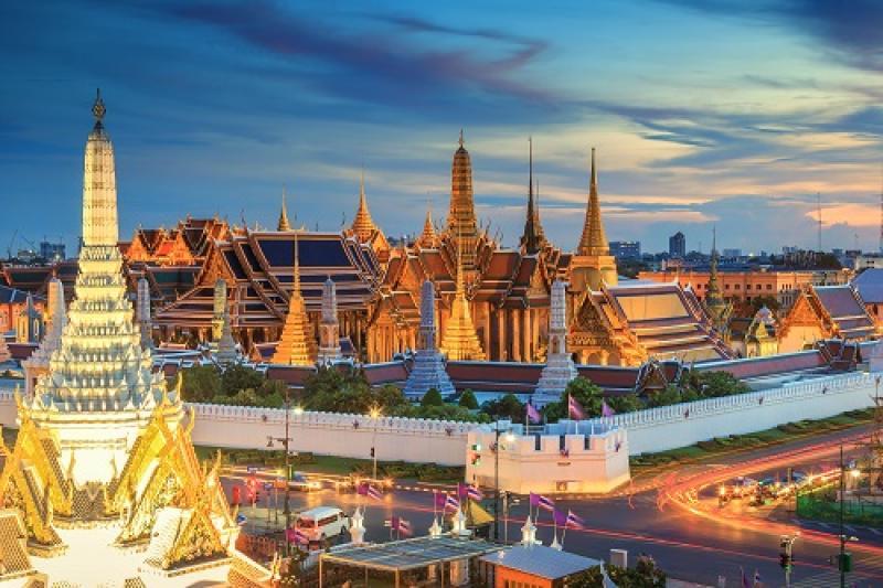 Heldhaftige ondernemer in Thailand