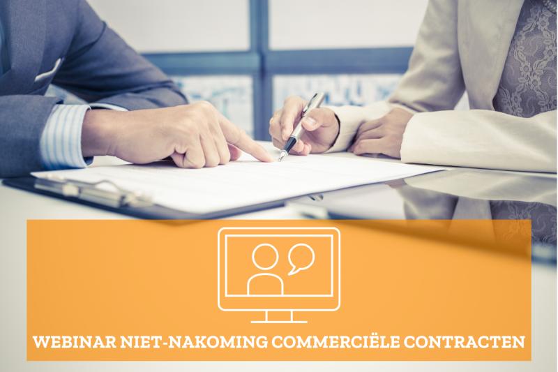 Gevolgen bij de niet-nakoming van commerciële contracten