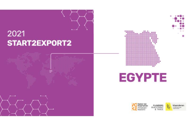 Start2Export2 Egypte: kick-off (GRATIS)