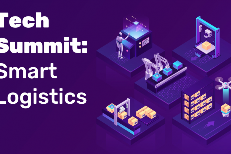 Tech Summit: Smart Logistics cover