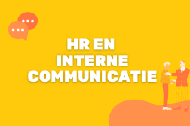 Logo HR en interne communicatie