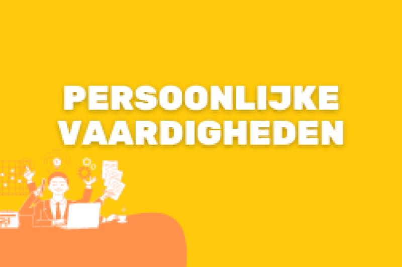 Logo Persoonlijke vaardigheden