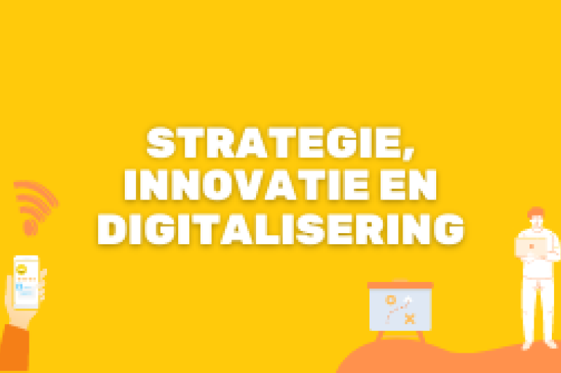 Logo strategie innovatie en digitalisering
