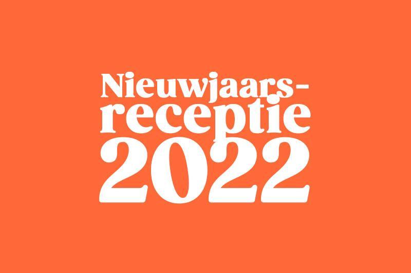 Nieuwjaarsreceptie 2022