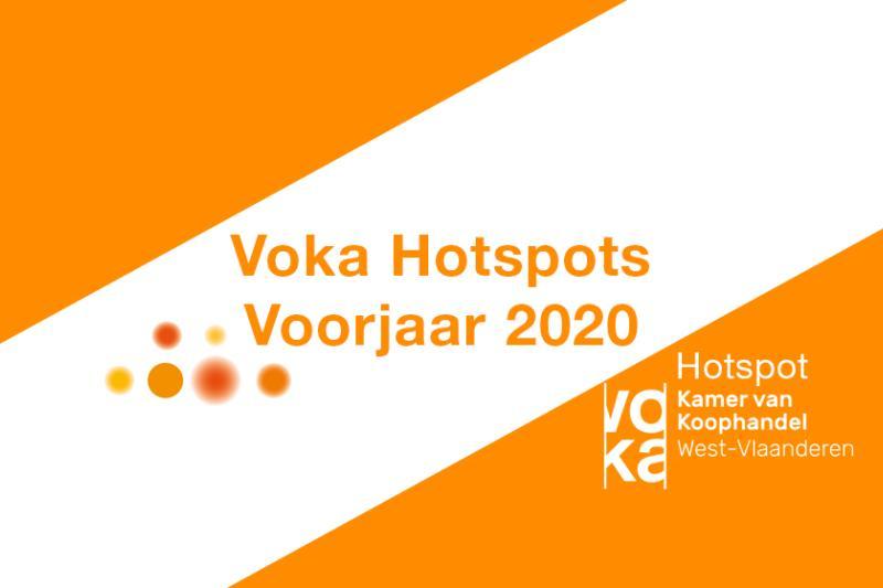 Voka Hotspots voorjaar 2020