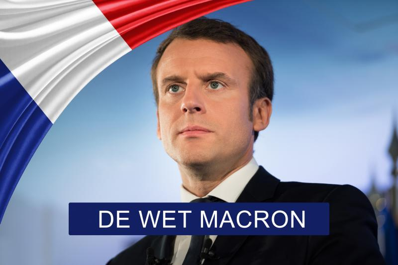wet macron