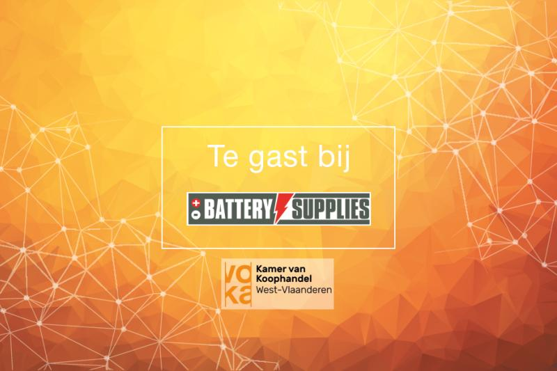 Te gast bij Battery Supplies