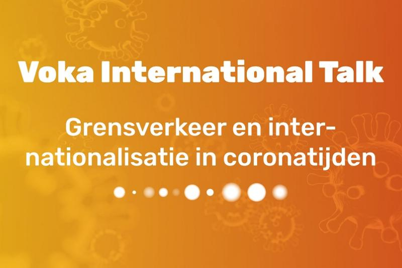 Voka International Talk