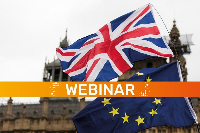 Infosessie: Brexit 2021 - Handelsakkoord, Border Operating Model – update