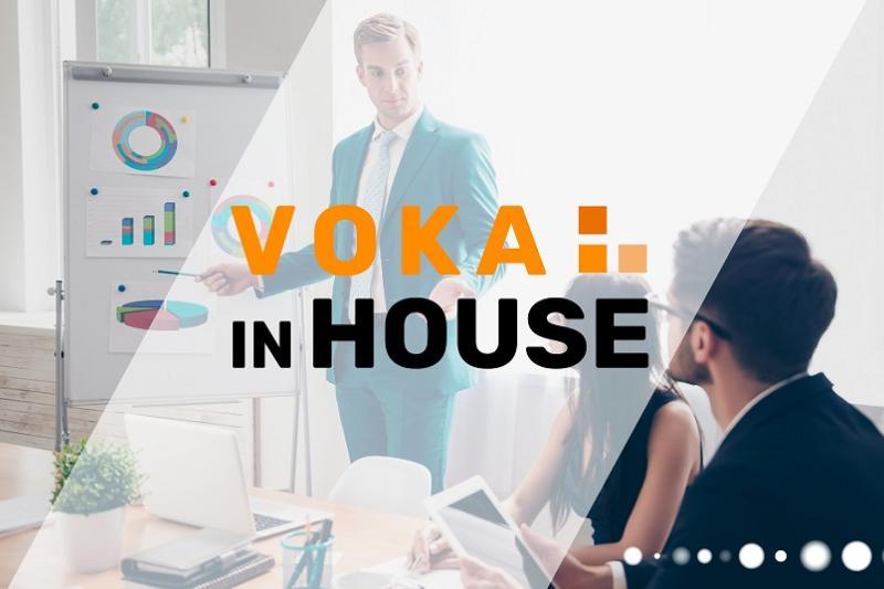Voka In House: Presenteren met impact