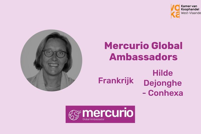 Mercurio Global Ambassadors: Frankrijk