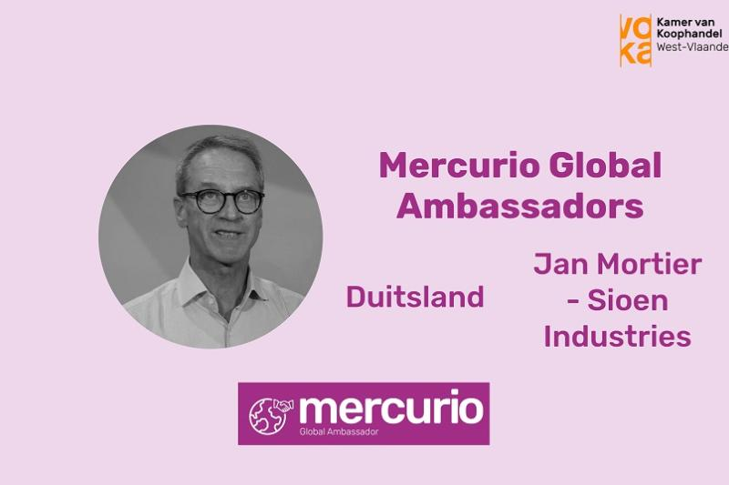 Mercurio Global Ambassadors: Duitsland
