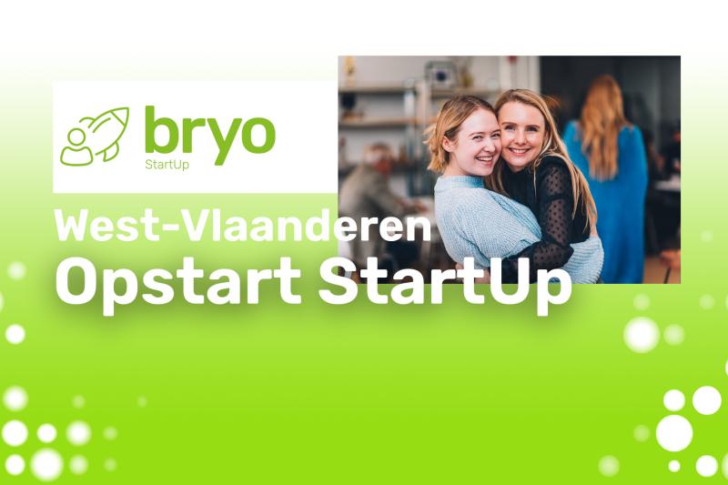 Bryo StartUp West-Vlaanderen 2021