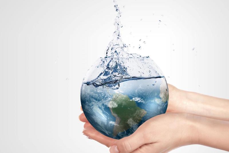 Hergebruik van water en (ver)delen van gezuiverde waterstomen