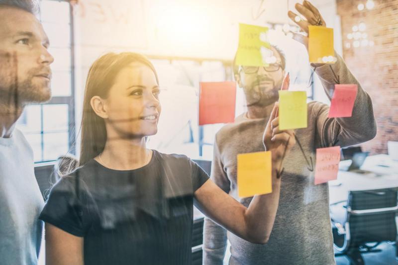 Lab: Business Design Thinking - de perfecte leidraad voor innovatie en digitalisatie