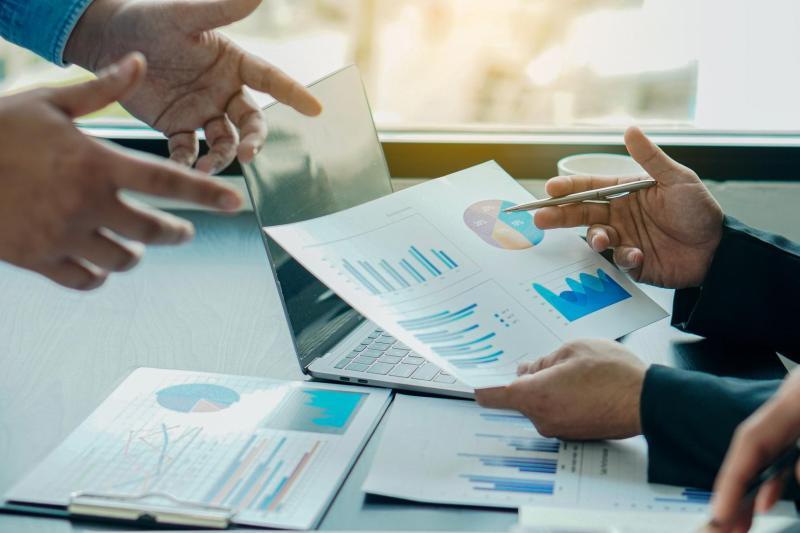 Lab: Managementrapportering in één oogopslag