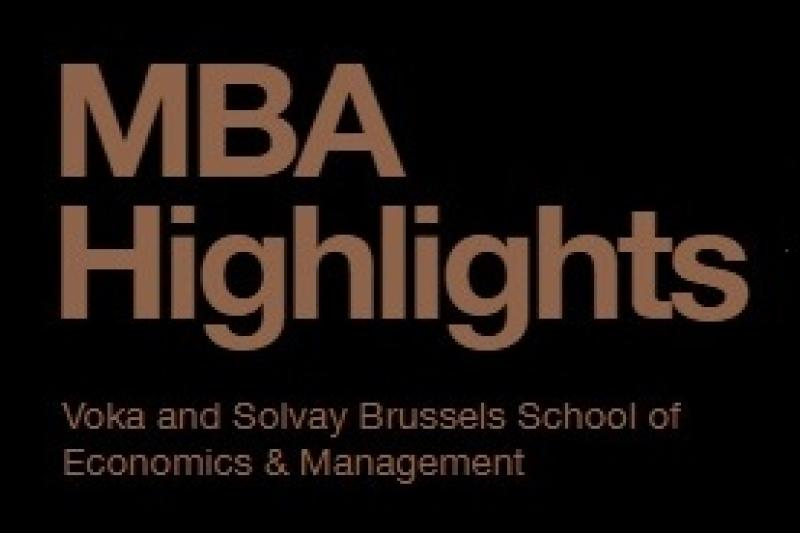 Infosessie MBA Highlights 2022 - 28/09/2021