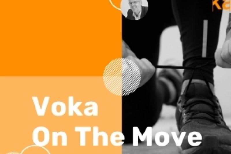 Voka on the move (16-19 september)