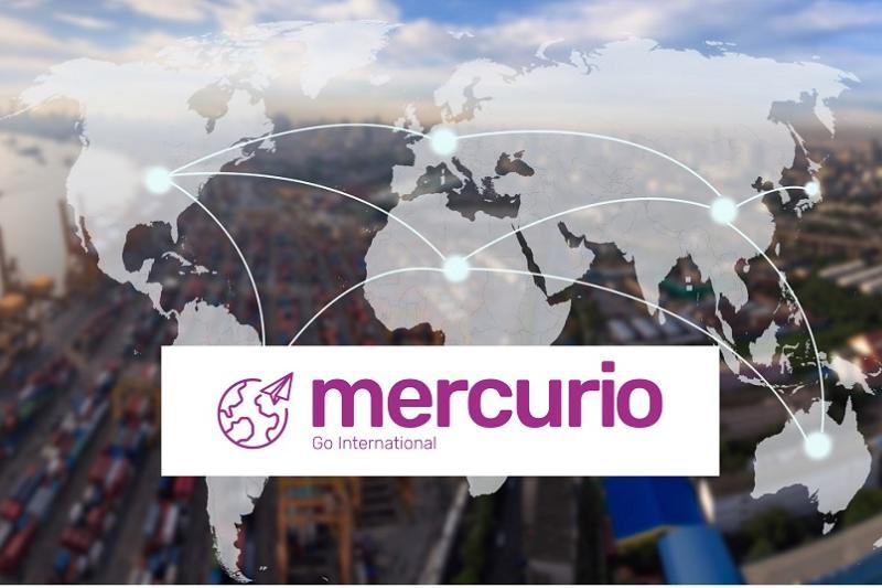 Go International met Mercurio