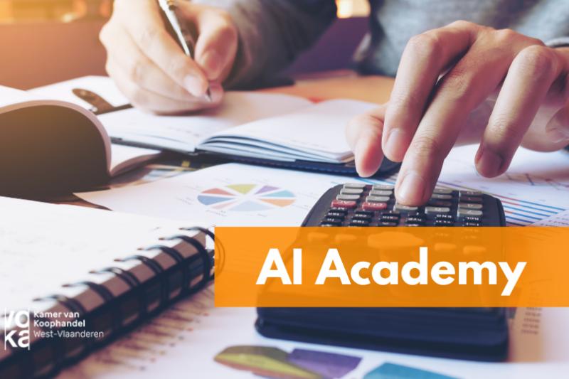 AI Academy - Seminarie 5: AI voor de financiële sector