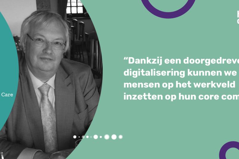 Vlaanderen als innovatieve regio voor digitalisering in zorg en welzijn