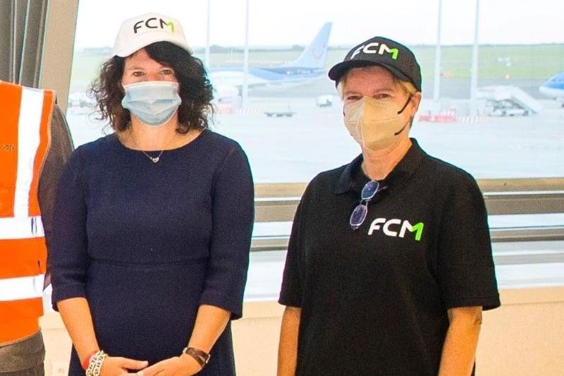 Bianca Debaets (CD&V) plant zakenreizen in bij FCM Travel