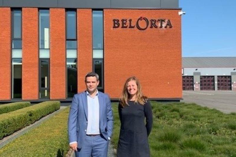 Tinne Rombouts (CD&V) te gast op zomerstage bij Belorta