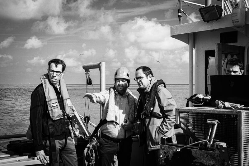 Vincent Van Quickenborne (Open VLD) gaat in/op zee met GEOxyz voor zijn zomerstage