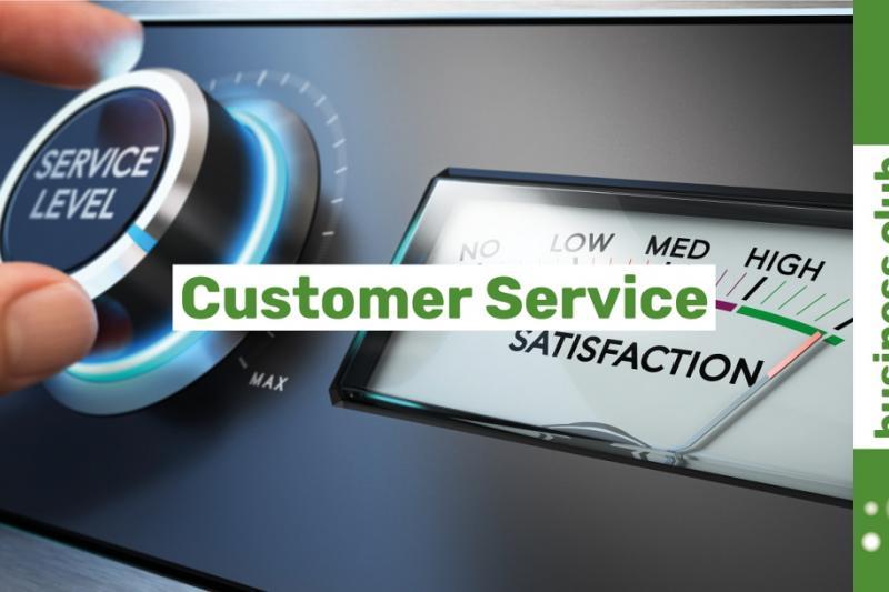 Business Club Customer Service 2020