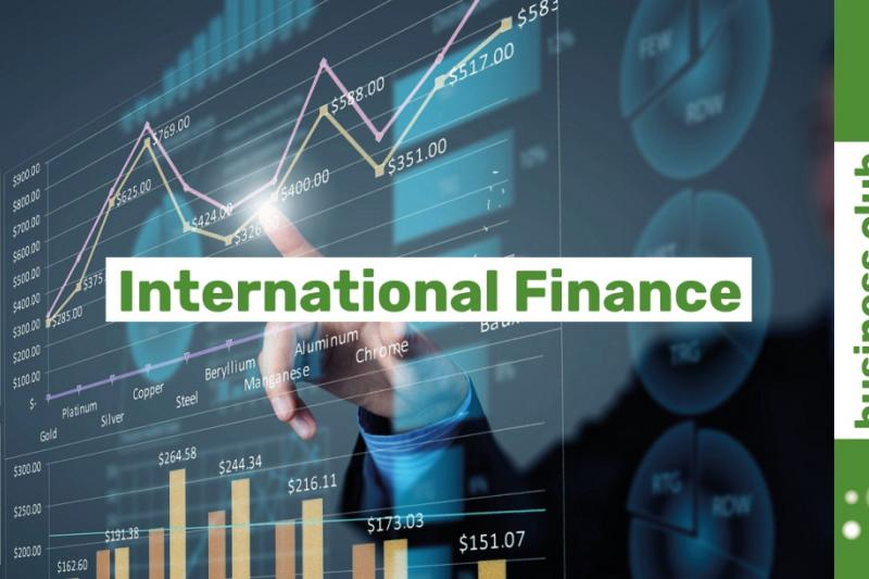 Business Club International Finance 2020