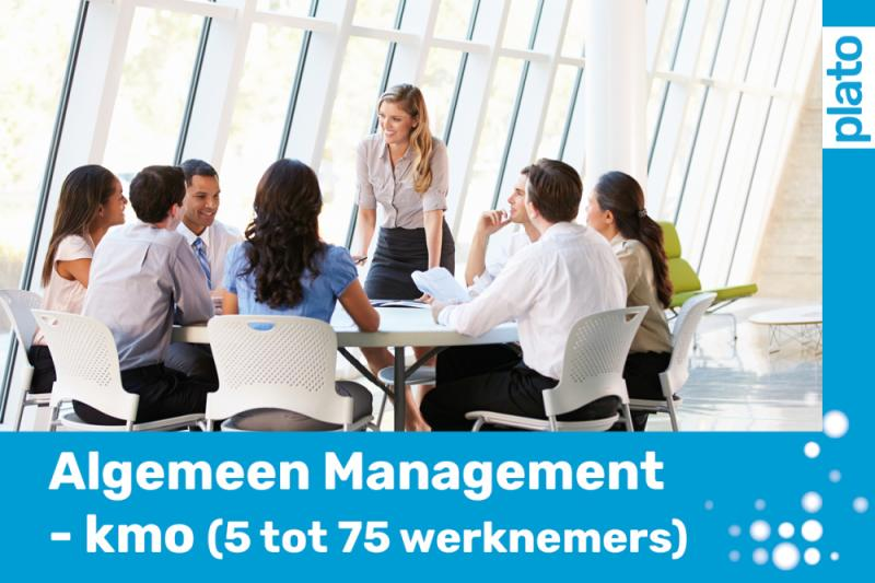 Plato Ondernemers Algemeen Management - kmo