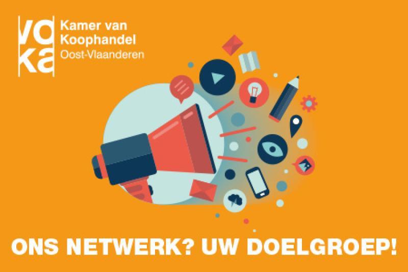 Adverteren bij Voka Oost-Vlaanderen