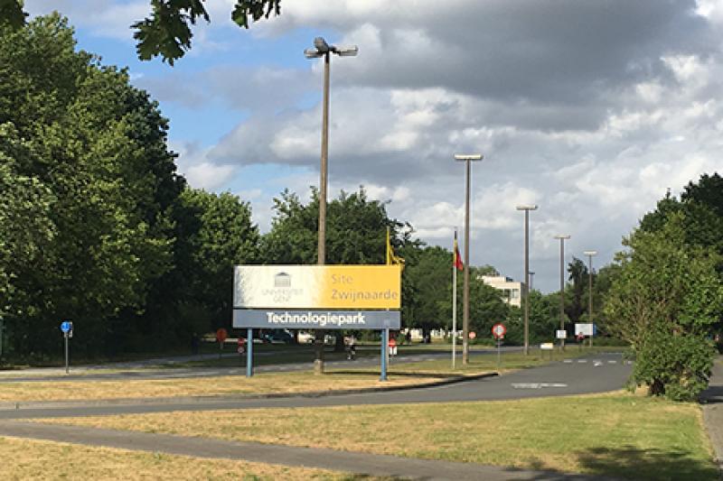 Technologiepark Gent - Ontsluiting