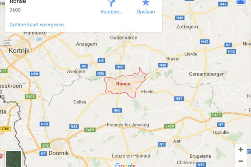 Ronse op kousenvoeten naar de top van ondernemingsvriendelijkheid in de Vlaamse Ardennen