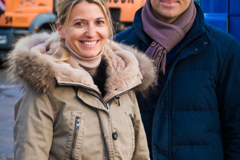 Marijke en Joost De Kock (De Kock Overijse)
