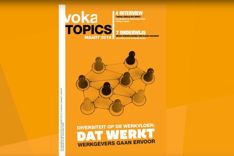 Voka Topics - Diversiteit op de werkvloer