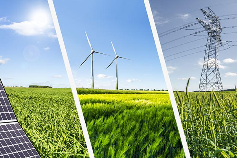 meer hernieuwbare energie