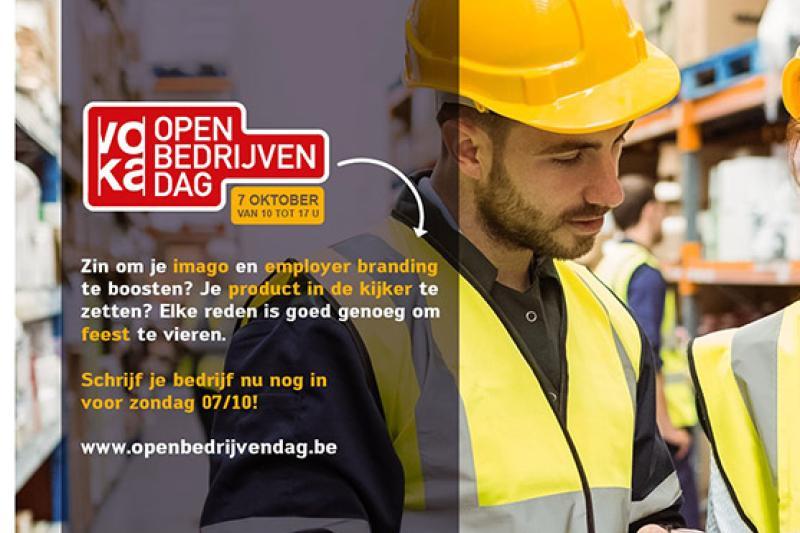 Voka Open Bedrijvendag