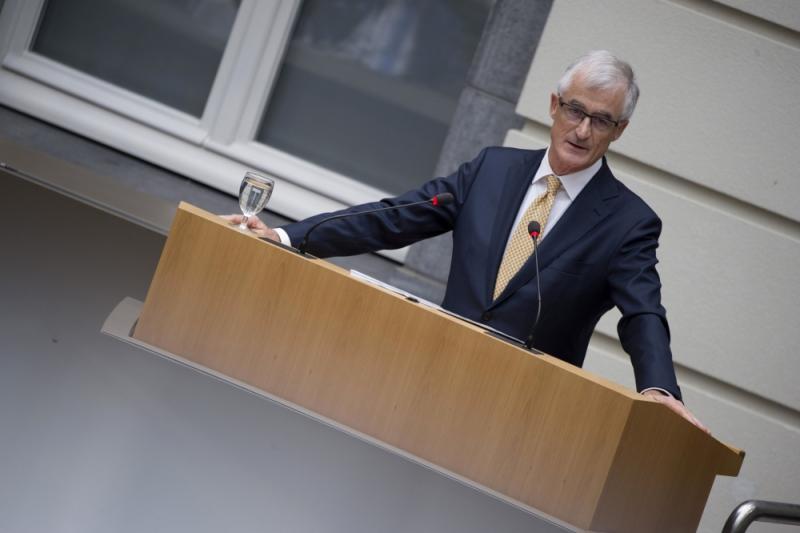 Geert Bourgeois op de Septemberverklaring