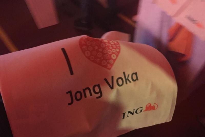 I love Jong Voka
