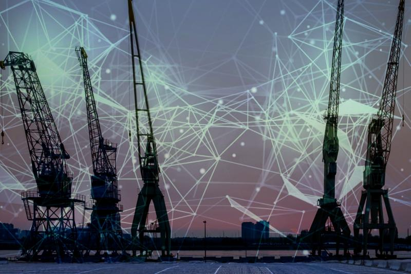 Blockchain in de Antwerpse haven