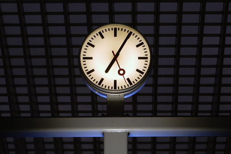 Klok tikt voor hervormingen